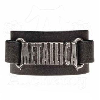 Armband Metallica - ALCHEMY GOTHIC - Logo, ALCHEMY GOTHIC, Metallica