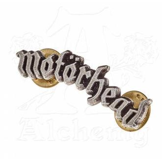 Reißzwecke Motörhead - ALCHEMY GOTHIC - Logo, ALCHEMY GOTHIC, Motörhead