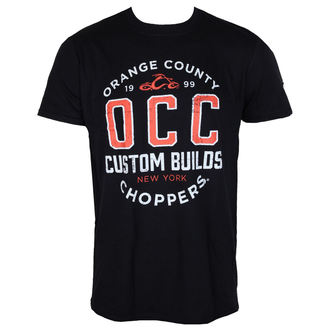 Herren T-Shirt - Rebel - ORANGE COUNTY CHOPPERS, ORANGE COUNTY CHOPPERS