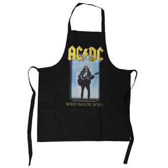 Schürze AC / DC - Who Made Who Apron - LOW FREQUENCY, LOW FREQUENCY, AC-DC
