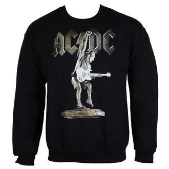 Herren Sweatshirt AC-DC - Stiff Upper Lip - LOW FREQUENCY, LOW FREQUENCY, AC-DC