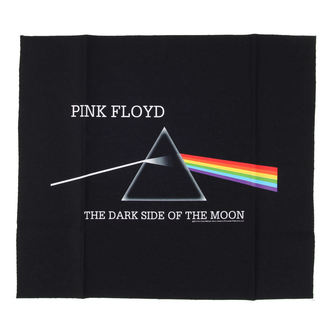 Aufnäher Pink Floyd - Dark Side Of Moon - LOW FREQUENCY, LOW FREQUENCY, Pink Floyd