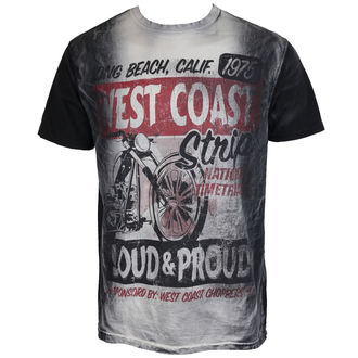 Herren T-Shirt - WCC THE STRIP - West Coast Choppers - WCCTS132643ZWM