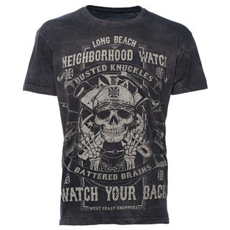 Herren T-Shirt - WCC NEIGHBORHOOD - West Coast Choppers, West Coast Choppers