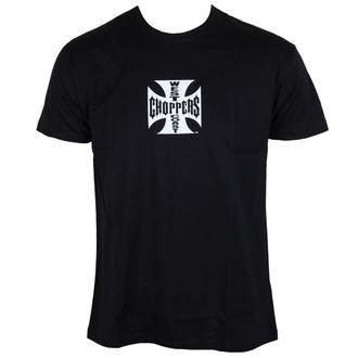 Herren T-Shirt - Iron Cross - West Coast Choppers, West Coast Choppers