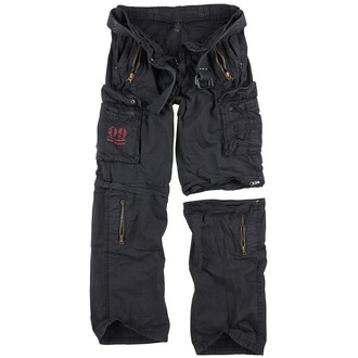 Herren Hose SURPLUS - ROYAL OUTBACK - SCHWARZ, SURPLUS