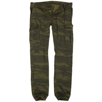Herren Hose SURPLUS - GREEN-CAMO, SURPLUS