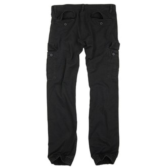 Herren Hose SURPLUS - SCHWARZ, SURPLUS