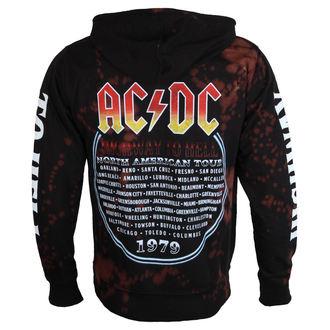 Herren Hoodie AC-DC - HIGHWAY TO HELL - BAILEY, BAILEY, AC-DC