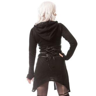 Damen Pullover Strickjacke VIXXSIN - SIFER - SCHWARZ, VIXXSIN