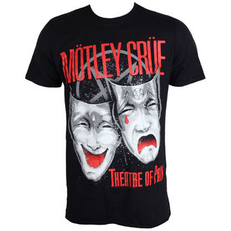 Herren T-Shirt Metal Mötley Crüe - Theatre Of Pain - ROCK OFF, ROCK OFF, Mötley Crüe