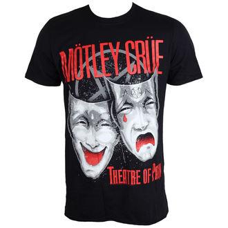 Herren T-Shirt Metal Mötley Crüe - Theatre Of Pain - ROCK OFF