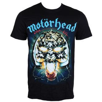 Herren T-Shirt Metal Motörhead - Overkill - ROCK OFF, ROCK OFF, Motörhead