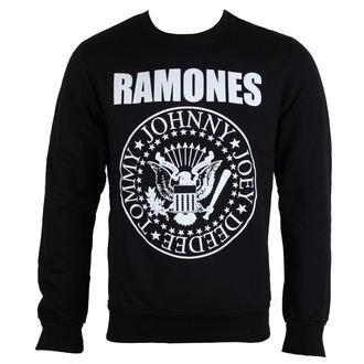 Herren Sweatshirt Ramones - Presidential Seal - ROCK OFF, ROCK OFF, Ramones