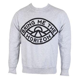 Herren Sweatshirt Bring Me The Horizon - Eye Grey - ROCK OFF, ROCK OFF, Bring Me The Horizon