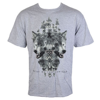 Herren T-Shirt Metal Bring Me The Horizon - Wolven - ROCK OFF, ROCK OFF, Bring Me The Horizon
