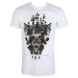 Herren T-Shirt Metal Bring Me The Horizon - Wolven Version 2 - ROCK OFF, ROCK OFF, Bring Me The Horizon