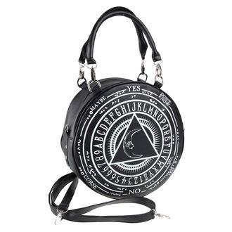 Handtasche (Tasche) POIZEN INDUSTRIES - CURSE - SCHWARZ, POIZEN INDUSTRIES