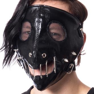 Maske POIZEN INDUSTRIES - HANNIBAL FACE - SCHWARZ, POIZEN INDUSTRIES