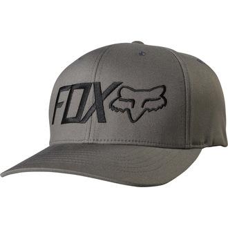 Cap FOX - Draper - Graphit, FOX