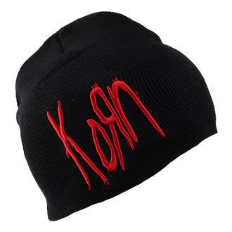 Beanie Mütze Korn - Logo - ROCK OFF, ROCK OFF, Korn