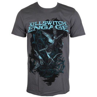 Herren T-Shirt Metal Killswitch Engage - Battle - ROCK OFF, ROCK OFF, Killswitch Engage