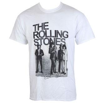 Herren T-Shirt Metal Rolling Stones - Est 1962 - ROCK OFF - RSTEE06MW