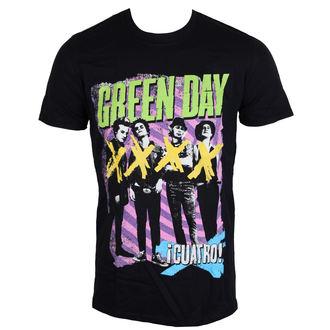 Herren T-Shirt Metal Green Day - Hypno 4 - ROCK OFF, ROCK OFF, Green Day