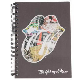 Notizblock zum Schreiben B5 Rolling Stones, Rolling Stones