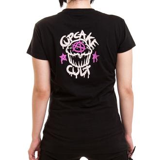 Damen T-Shirt - LOST LOVE - CUPCAKE CULT, CUPCAKE CULT