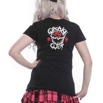 Damen T-Shirt - TRIGGER Black - CUPCAKE CULT, CUPCAKE CULT