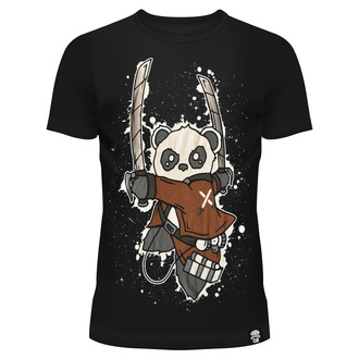 Damen T-Shirt - ATTACK ON PANDA - KILLER PANDA, KILLER PANDA