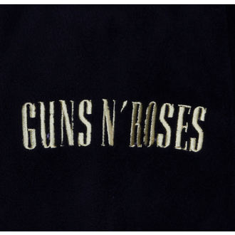 Bademantel Kinder Guns N' Roses - Black