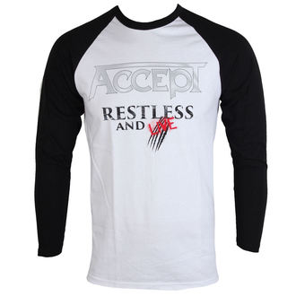 Herren Longsleeve Metal Accept - Restless and live - NUCLEAR BLAST, NUCLEAR BLAST, Accept