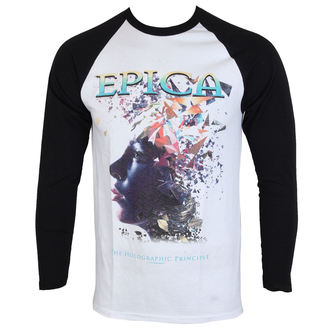 Herren Longsleeve Metal Epica - The holographic principle - NUCLEAR BLAST, NUCLEAR BLAST, Epica