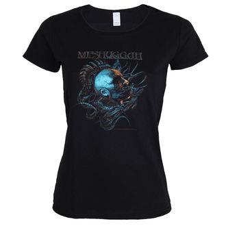 Damen Metal T-Shirt Meshuggah - Head GIRLIE - NUCLEAR BLAST, NUCLEAR BLAST, Meshuggah
