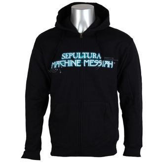 Herren Hoodie Sepultura - Machine messiah - NUCLEAR BLAST, NUCLEAR BLAST, Sepultura