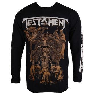 Herren Longsleeve Metal Testament - Demonarchy - NUCLEAR BLAST, NUCLEAR BLAST, Testament