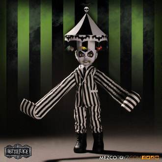 Figure Beetlejuice - Living Dead Dolls Doll - Show Time, LIVING DEAD DOLLS