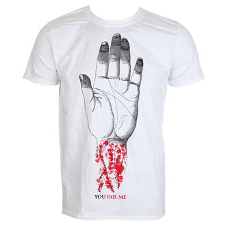 Herren T-Shirt Metal Converge - You Fail Me White - KINGS ROAD, KINGS ROAD, Converge