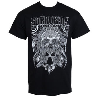 Herren T-Shirt Metal Corrosion of Conformity - Century - KINGS ROAD, KINGS ROAD, Corrosion of Conformity