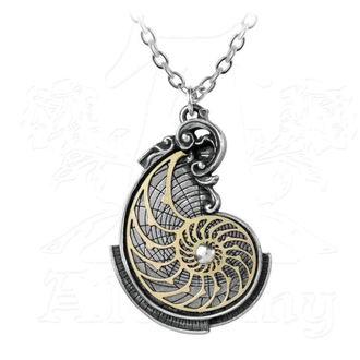 Halsband ALCHEMY GOTHIC - Fibonacci's Golden Spiral, ALCHEMY GOTHIC