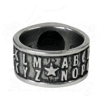 Ring ALCHEMY GOTHIC - Ouija Eye, ALCHEMY GOTHIC