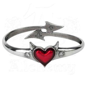 Armband ALCHEMY GOTHIC - Devil Heart, ALCHEMY GOTHIC