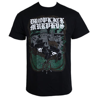 Herren T-Shirt Metal Dropkick Murphys - Armada - KINGS ROAD, KINGS ROAD, Dropkick Murphys