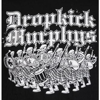 Herren T-Shirt Metal Dropkick Murphys - Marching - KINGS ROAD, KINGS ROAD, Dropkick Murphys