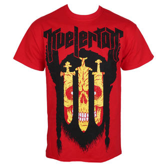 Herren T-Shirt Metal Kvelertak - 3 Swords Red - KINGS ROAD, KINGS ROAD, Kvelertak
