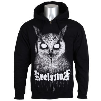 Herren Hoodie Kvelertak - Barlett Owl - KINGS ROAD, KINGS ROAD, Kvelertak