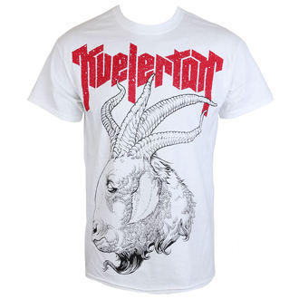 Herren T-Shirt Metal Kvelertak - Nekroskop - KINGS ROAD, KINGS ROAD, Kvelertak