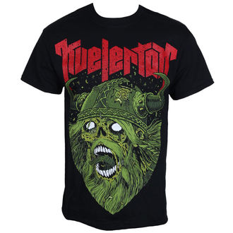 Herren T-Shirt Metal Kvelertak - Zombie Viking Green - KINGS ROAD, KINGS ROAD, Kvelertak